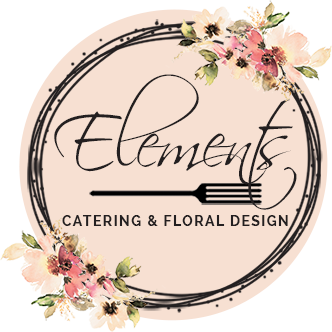 Elements Catering and Floral Design Logo